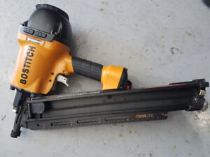 Bostitch framing nailer never used.