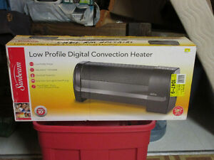 Sunbeam- Digital Convection Heater