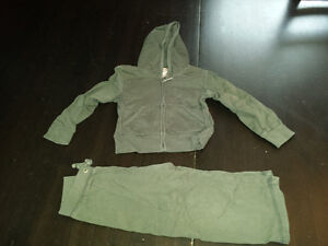 Juicy Couture Velour Tracksuit - Size 2 Years