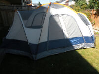 Hillary 6-8 Man Camping Tent For Sale