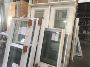 New and Used windows and doors