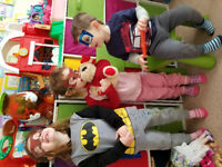 2 SPOTS AVAILABLE- HOME DAYCARE NEWCASTLE