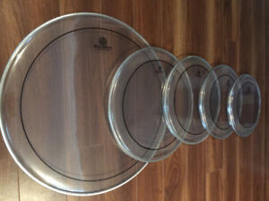 VARIOUS DRUM HEADS, SETS & FRONT SKINS