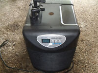 WATER CHILLER 1/2 HP HAILEA HC-500 FOR AQUARIUMS OR HYDROPONICS