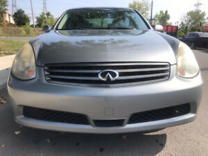 2006 Infiniti Autre Luxury Berline 3.5 L AUTOMATIQUE SPECIAL