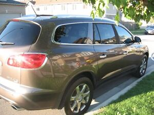 2008 Buick Enclave AWD SUV, LEATHER two sunroofs ,Navigation sys Kitchener / Waterloo Kitchener Area image 2