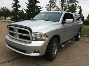 2009 Dodge Power Ram 1500 4x4 Pickup Truck