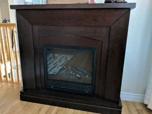 Nice Electric Fireplace