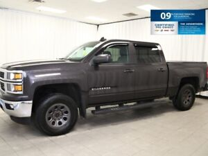 2015 Chevrolet Silverado 1500 LT - Heated Bucket Seats, Bluetoot