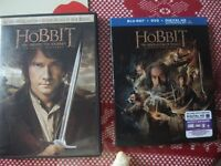 The Hobbit (first movie) The Hobbit (2nd movie)