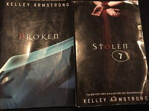 Kelly Armstrong books