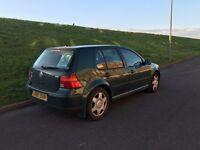 Volkswagon Golf 2001 1.9 TDI SE 153000 miles