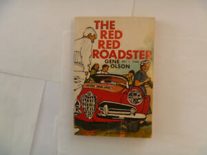 GENE OLSON - The Red Red Roadster