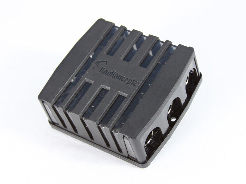 KnuKonceptz KNF-60 3 Way 0 Gauge Fused Distirbution Block 0 / 4 AWG Out
