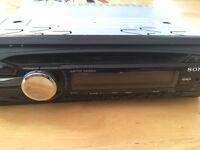 Sony Car Cd Player!