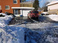 Mels Snow Removal