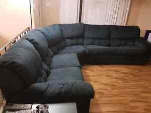 Sectional (hide a bed removed) recliners work