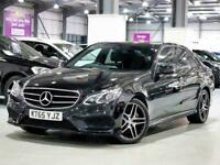 2016 Mercedes-Benz E Class E350 BlueTEC AMG Night Ed Premium 4dr 9G-Tronic Auto