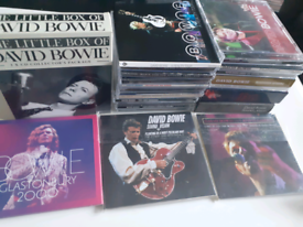 Greatest BOWIE CDS BOXSETS IN YEARS AT THIS PRICE.