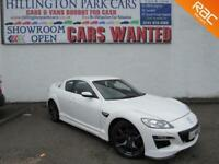 2009 Mazda RX-8 2.6 ( 228bhp ) R3, LOW MILES, 2 KEYS