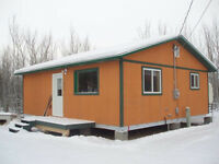 Nice Cabin for Rent North of Whitehorse