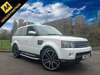 2012 Land Rover Range Rover Sport 3.0 SD V6 4X4 ( 255bhp ) auto Autobiography