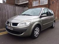 2008 Renault Scenic DCI LHD LEFT HAND DRIVE FRENCH REG