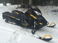 2014 SKI-DOO RENEGADE BACKCOUNTRY 800 E-TEC