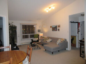 South Terwillegar 2bed/2bath Top floor, Corner Unit