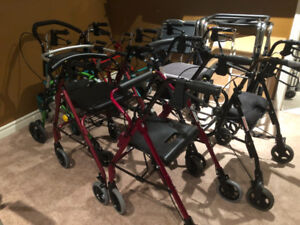 Rollator Walkers for sale