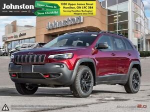 2019 Jeep Cherokee Trailhawk  - Navigation -  Uconnect - $133.50