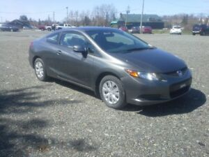 2012 Honda Civic Coupe (2 door) !! AUTOMATIC !! COUPE !!