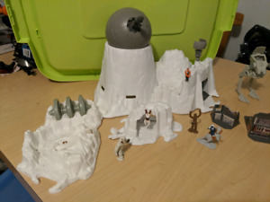 Star Wars Hoth Playset from 1982