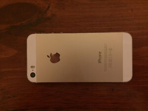 Iphone 5s 16GB WITH VIDEOTRON