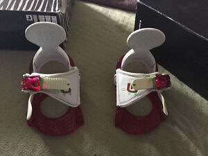 Burton Girls kids bindings