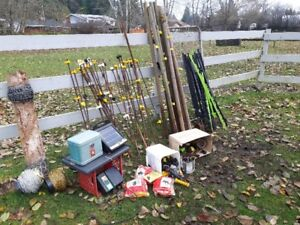 A Ton of Electric Fencing