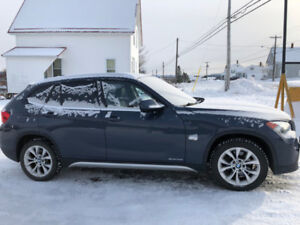2012 BMW X1 28i. Very good condition inside out!