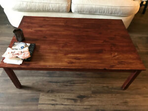 Brown Coffee Table for sale