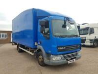 DAF LF45-160, 2011 reg, 4x2, 20ft Box Body Truck, 7.5 Ton MOT July 2022