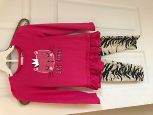 Girls brand name shirts / sweaters, a couple of which are new