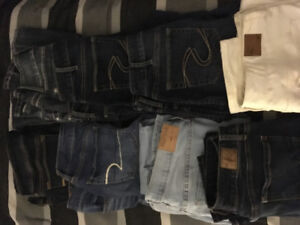 Jeans (9 pairs)