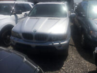 Used Parts for BMW X5