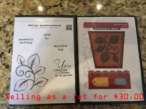 Heartfelt Creations - Beautiful You Stamp and Die Set