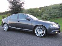 2011 AUDI A6 2.7 TDI QUATTRO S LINE SPECIAL EDITION 4d AUTO 187 BHP ++ VERY UNIQUE S LINE QUATTRO