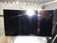 55 inch Panasonic tv