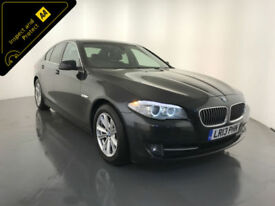 2013 BMW 520D SE AUTO DIESEL 4 DOOR SALOON 1 OWNER SERVICE HISTORY FINANCE PX