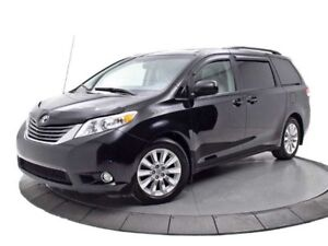 2014 Toyota Sienna XLE CUIR TOIT OUVRANT ANGLES MORTS