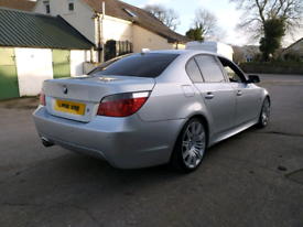 IMMACULATE BMW E60 520D MSPORT