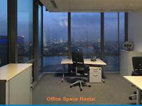 East London * Office Rental * CANARY WHARF-E14