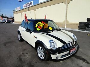 2006 MINI Mini Cooper Classic Coupe (2 door) E-TESTED & CERT